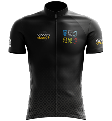 The exclusive Flanders Classics cycling outfits