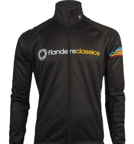 The exclusive Flanders Classics cycling outfit